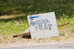 Směrovka na Anežka Fest